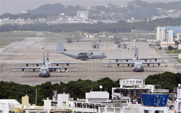 Okinawa's move against US base relocation ruled illegal
