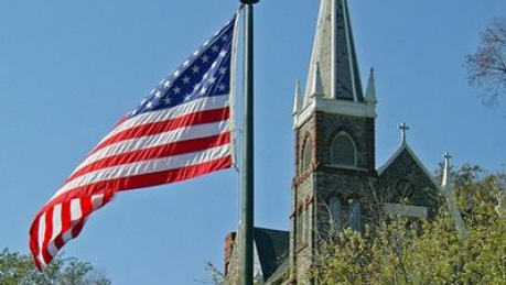 Religious rights of US Christians most valued