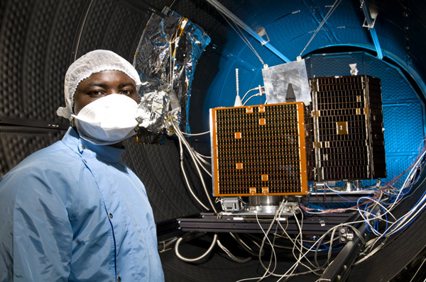 Nigeria to provide satellite technology to Belarus