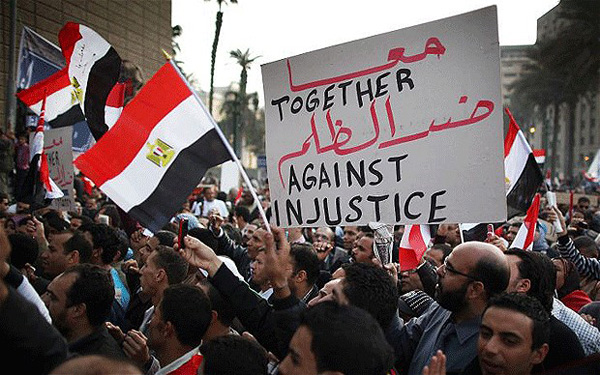 Five years after Arab Spring with little hope for change
