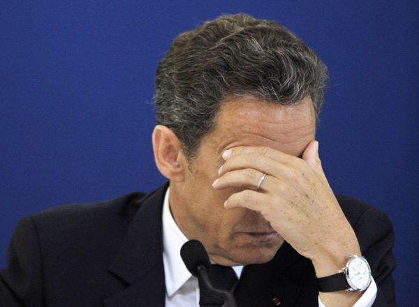 France's Sarkozy could face trial over fraud allegation