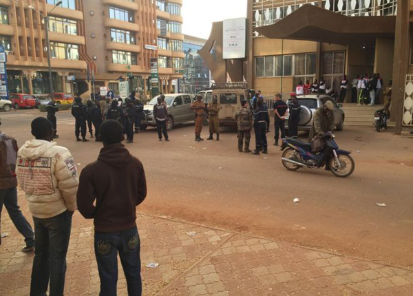 Burkina attack left at least 23 dead from 18 countries
