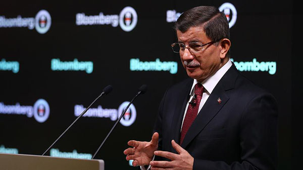 Investors line up for Turkish PM at World Economic Forum
