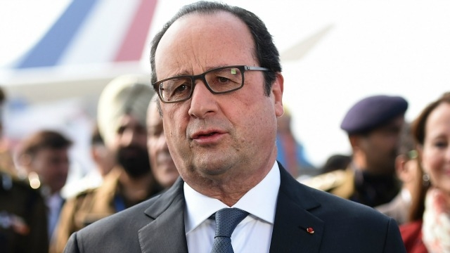 Hollande holds terror council after Abdeslam arrest