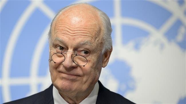 UN envoy 'regrets' failure to evacuate besieged Syrians