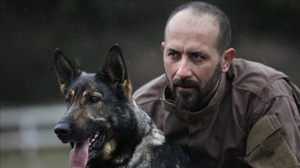 Turkish K9 trainer recalls a life on the frontline