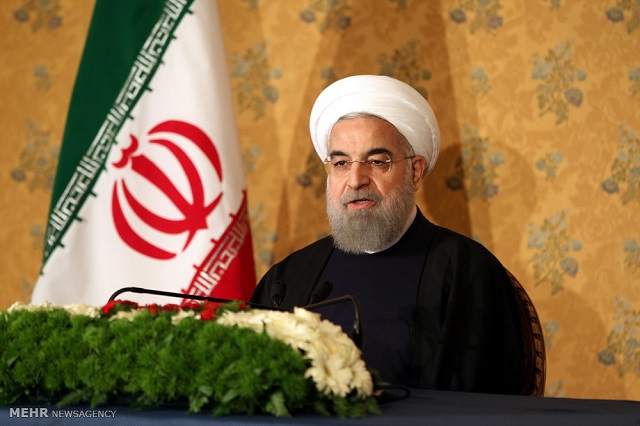 Iranian president warns citizens against protests