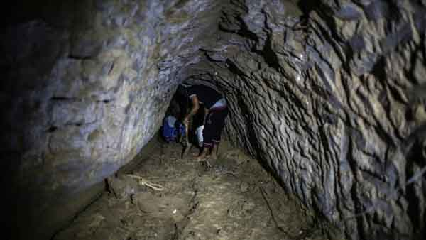 Arrested Hamas operative to detal tunnel network
