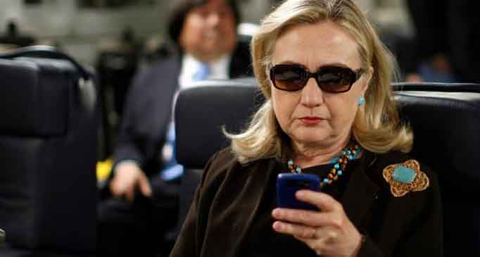 US will not release 22 'top secret' Clinton emails
