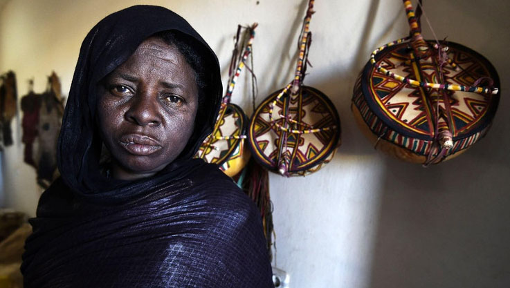 Rebirth of Tuareg women-only musical tradition in Algeria