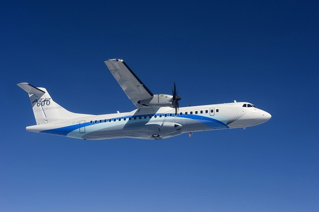 ATR signs €1bn planes deal with Iran