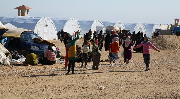 UN urges Turkey to open borders to Syrians