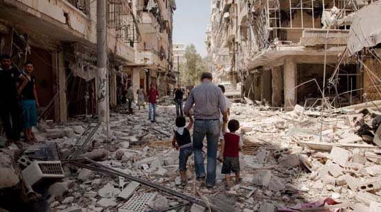 Syrian regime okays Egypt coordinating role in Aleppo