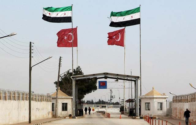 Turkey slams claims that it sends Syrians back