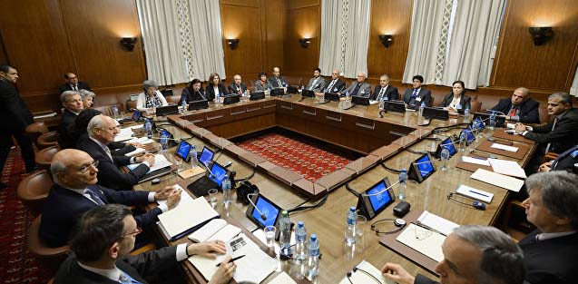 Munich meet to kick-start Syria talks