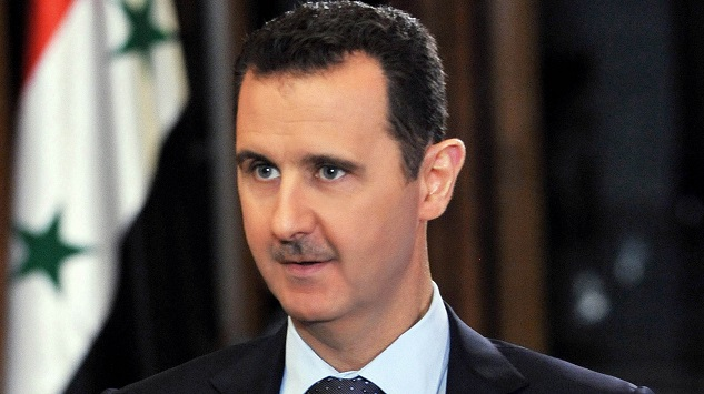 'Fighting extremism' top priority: Syria's Assad