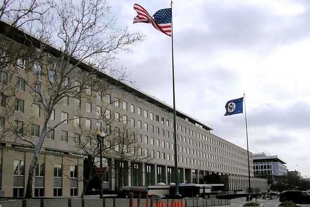 US does not recognize KRG's independence poll