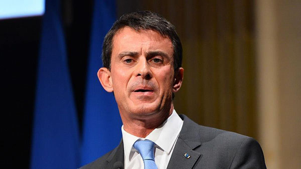 French PM calls on Russia to stop bombing civilians