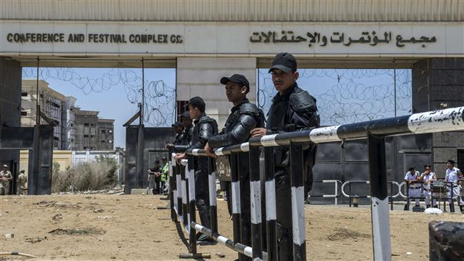 Egypt expels 40 police cadets for Brotherhood links
