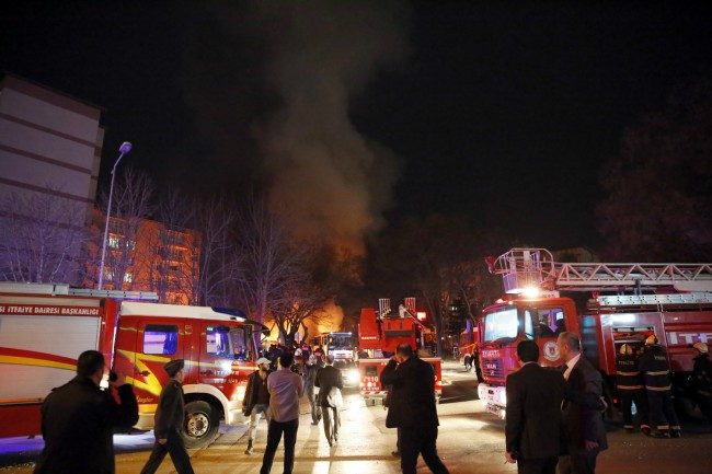 9 get aggravated life terms for 2015 Ankara bombings