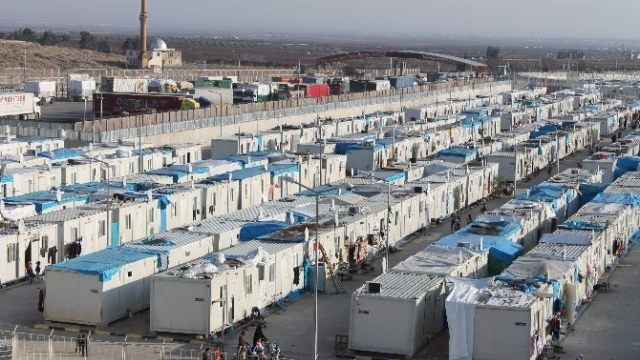 Three more refugee camps in southeast Turkey coming up