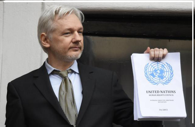 Ecuador to  let Sweden interview Assange in London