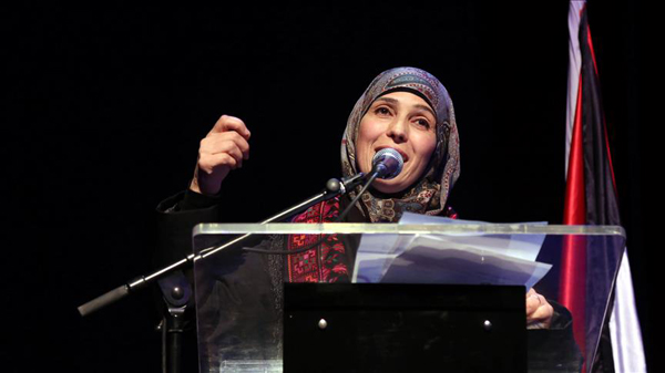 Palestinian teacher among world's top 10