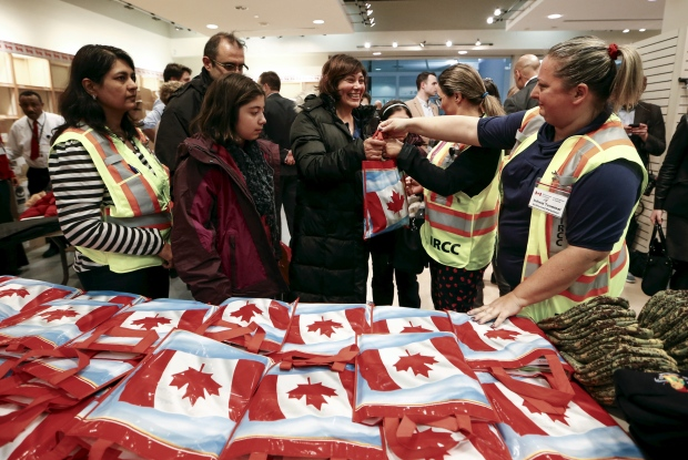 Canada fulfills promise to take 25,000 Syrian refugees