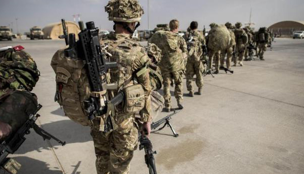 UK troops sent to Tunisia to bolster Libyan border