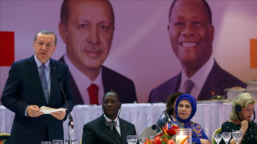 Turkey, Ivory Coast willing to boost ties