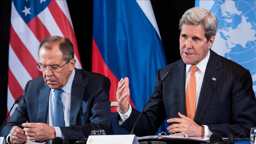 No breakthrough in Kerry-Lavrov talks on Aleppo