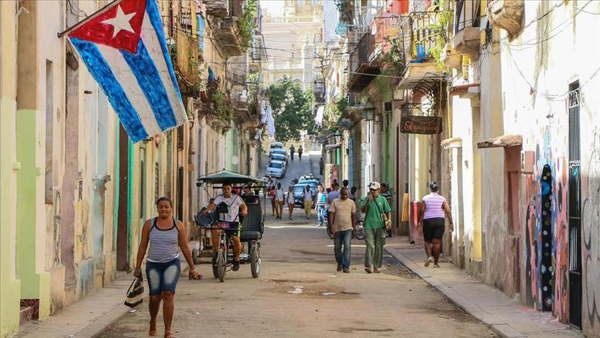 First US commercial flight lands in Cuba in 50 years
