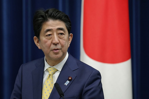 Japan's Abe seeks to move off sidelines with Trump trip