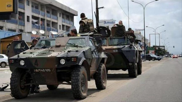 UN leaves Liberia in security transition