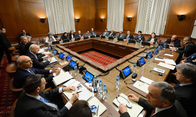 Assad regime blamed for no headway in Syria talks