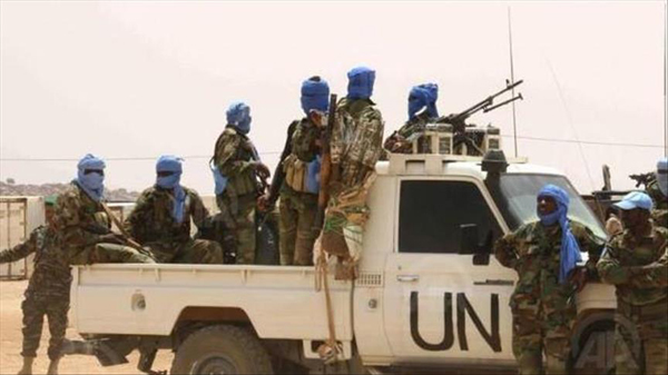 2 wounded after gunmen attack UN base in Mali