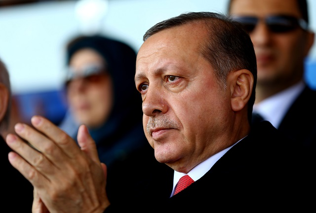 Turkey's Erdogan calls for UN Security Council reform