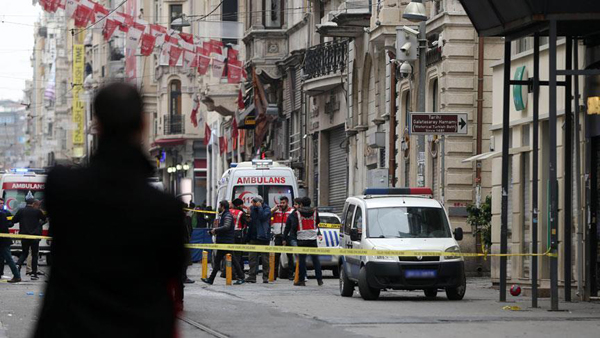 World leaders condemn Istanbul terror attack