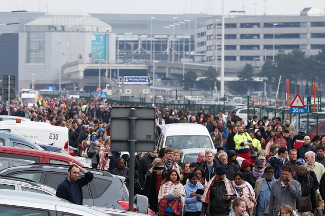 Brussels airport suicide attackers identified