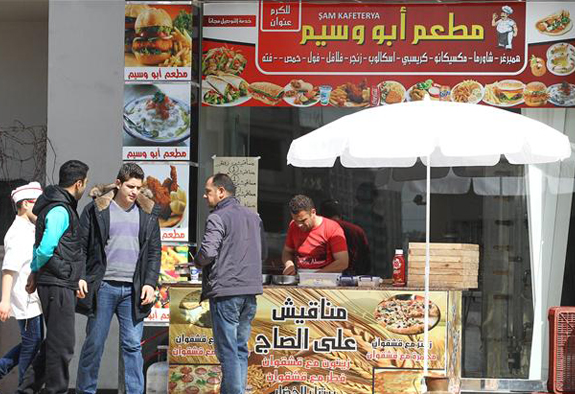 Syrian businesses boom in Turkey