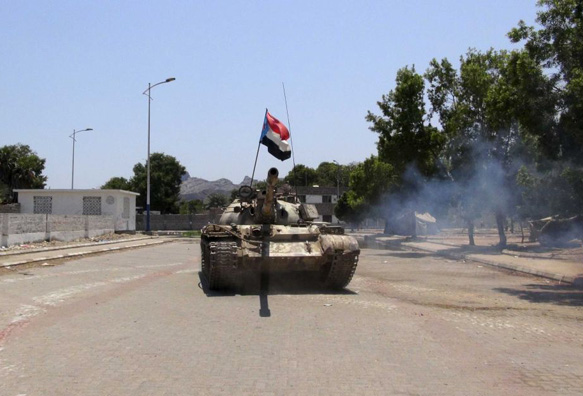 4 government soldiers killed in Yemen clashes