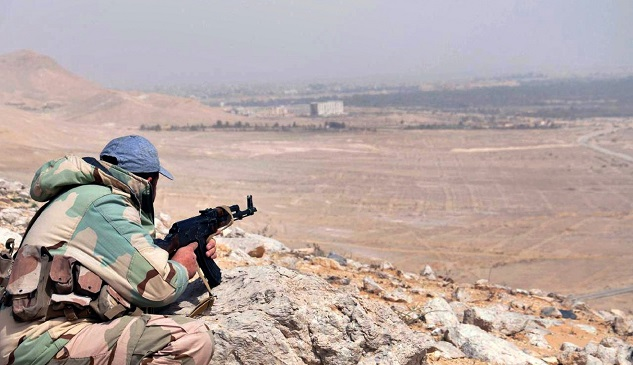 Syria regime retakes Palmyra in major victory over ISIL