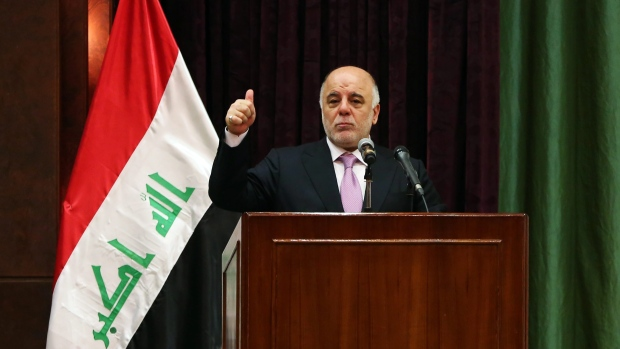 Abadi's coalition leads Iraq polls