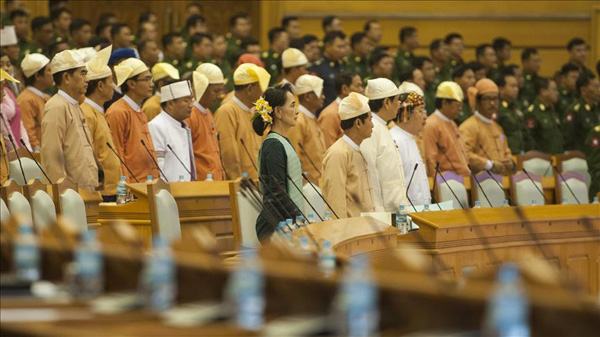Myanmar set to release data on religion next week