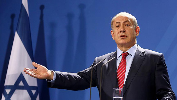 Netanyahu vows Golan Heights will remain Israel's 'forever'