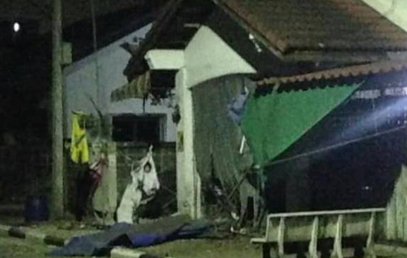 Thai south hit by multiple blasts