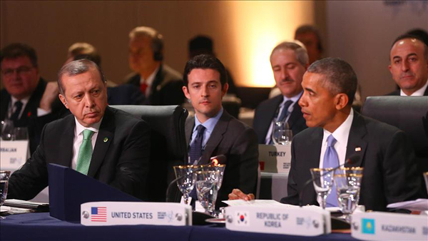 POTUS: World must prevent ISIL from obtaining WMD