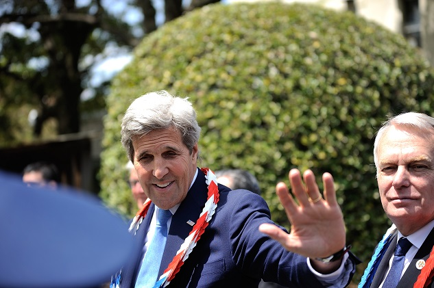 Kerry 'deeply moved' by Hiroshima memorial visit