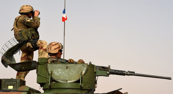 4 people killed in anti-French forces protest in Mali