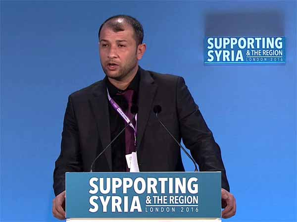 Head of Syrian rescue group denied US entry